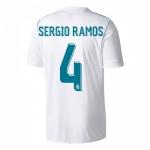 Реал (Мадрид) 2017/2018 Серхио Рамос (основная). Шорты в подарок!