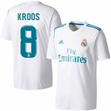 Реал (Мадрид) 2017-2018 Кроос (основная). Шорты в подарок! - фото 1