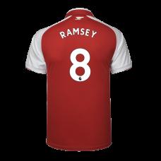 Новая форма Арсенал 2017-2018 (основная) Ремзи. Шорты в подарок!  - фото 1