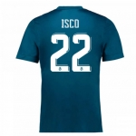 Новая футболка Реала Мадрид 2017-2018 (резервная) Иско. Шорты в подарок!