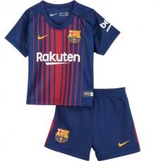Детская футбольная форма Барселоны (основная) 2017-2018 - фото 1