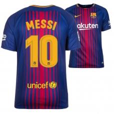 Новая форма Месси Барселона 2017-2018 (основная) - фото 1