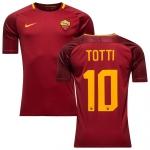 Рома 2017-2018 Тотти (основная). Шорты в подарок!