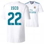 Новая форма Реала Мадрид 2017-2018 Иско (основная)