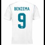 Новая футболка Бензема Реал 2017-2018 (основная). Шорты в подарок!