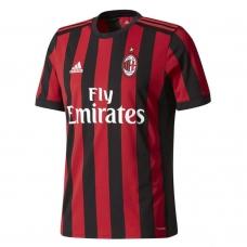 Новая футболка Милан 2017-2018 (основная) Шорты в подарок!  - фото 1