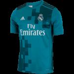 Новая футболка Реала Мадрид 2017-2018 (резервная). Шорты в подарок!
