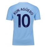 Манчестер Сити (основная) Агуеро 2017-2018. Шорты в подарок!