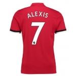 Манчестер Юнайтед 2017-2018 Алексис Санчес (основная). Шорты в подарок!
