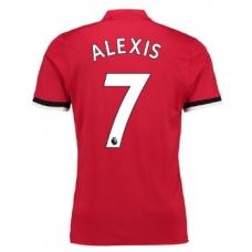 Манчестер Юнайтед 2017-2018 Алексис Санчес (основная). Шорты в подарок!  - фото 1