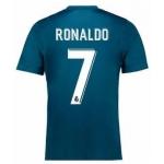 Новая футболка Реала Мадрид 2017-2018 (резервная) Роналдо. Шорты в подарок!