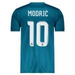 Новая футболка Реала Мадрид 2017-2018 (резервная) Модрич. Шорты в подарок!