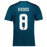 Новая футболка Реала Мадрид 2017-2018 (резервная) Кроос. Шорты в подарок!