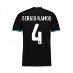 Реал (Мадрид) 2017-2018 Серхио Рамос (запасная). Шорты в подарок!