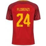 Новая футболка Рома 2017-2018 Флоренци (основная). Шорты в подарок!