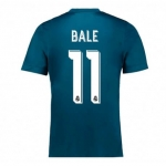 Новая футболка Реала Мадрид 2017-2018 (резервная) Бейл. Шорты в подарок!