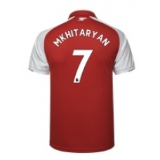 Новая форма Арсенал 2017-2018 (основная) Мхитарян. Шорты в подарок!  - фото 1