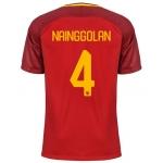 Новая футболка Рома 2017-2018 Наинголлан (основная). Шорты в подарок!