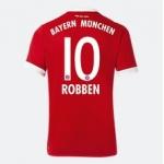 Футболка Баварии 2017-2018 Роббен (основная). Шорты в подарок!
