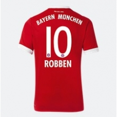 Футболка Баварии 2017-2018 Роббен (основная). Шорты в подарок! - фото 1