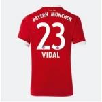 Футболка Баварии 2017-2018 Видаль (основная). Шорты в подарок!