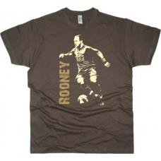 Футболка Уейн Руни. Есть другие цвета - см. в описании - фото 1