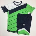 Футбольная форма Europaw 82 зеленая