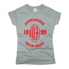 Футболка Rossoneri женская. См. другие цвета - фото 1