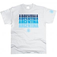 Футболка Argentina см. другие цвета - фото 1