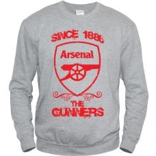 Свитшот Arsenal The gunners см. другие цвета - фото 1