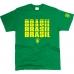 Футболка Brazil см. другие цвета - фото 2
