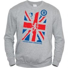 Свитшот Челси Great Britain flag - фото 1