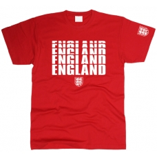 Футболка England см. другие цвета - фото 1