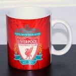 Чашка Ливерпуль