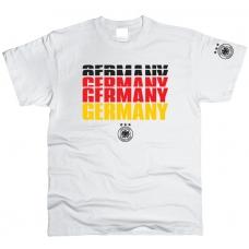 Футболка Germany см. другие цвета - фото 1