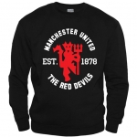 Свитшот MU The red devils см. другие цвета