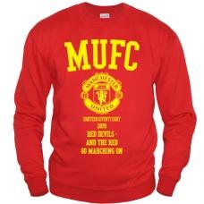 Свитшот Манчестер Юнайтед см. другие цвета - фото 1