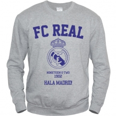 Свитшот Real Madrid см. другие цвета - фото 1
