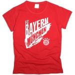 Футболка Bayern женская