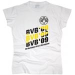 Футболка Borussia женская. См. другой цвет