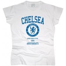 Футболка Chelsea женская. См. другой цвет - фото 1