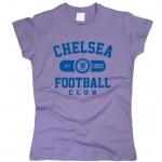 Футболка FC Chelsea женская. См. другие цвета цвет