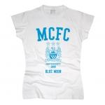 Футболка Манчестер Сити женская см. другие цвета