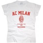 Футболка AC Milan женская. См. другие цвета