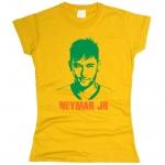 Футболка Neymar женская. Смотреть другие цвета