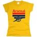 Футболка Арсенал женская. См. другой цвет - фото 2