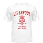Футболка Liverpool