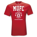 Футболка MUFC