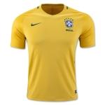 Футболка сборной Бразилии (основная) 2016. Шорты в подарок!