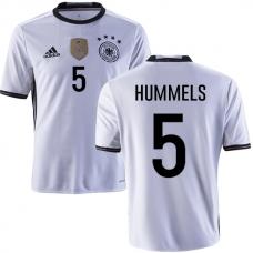 Сборная Германии (основная) Евро 2016 Хуммельс. Шорты в подарок! - фото 1
